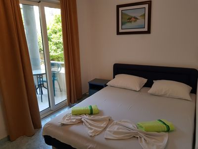 Photo for Economy double room with balcony no view