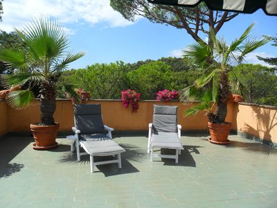 Photo for Near sea, villa - particulare, marvelous panorama