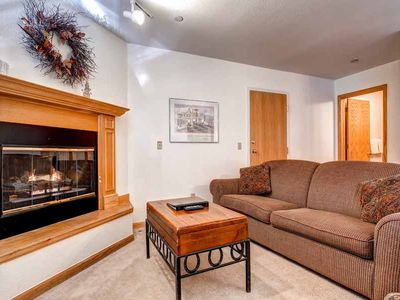 Photo for Affordable lodging in downtown Breckenridge with pool & ht