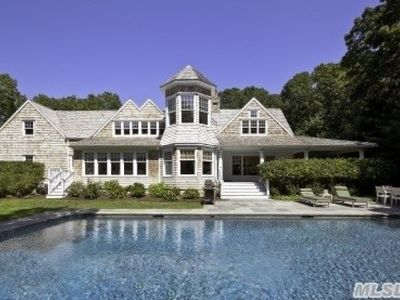 Photo for East Hampton Gem Brand New Furniture With Heated Pool