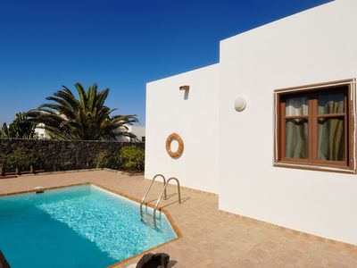 Photo for Villa Tranquil Times, with private pool, garden and terrace