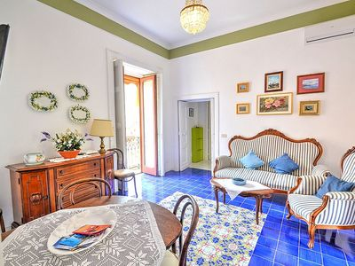 Photo for Appartamento Giulietta: A graceful apartment in a quiet position, situated at a short distance from the Cathedral of Amalfi, with Free WI-FI.