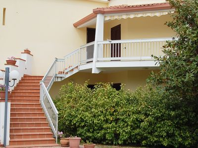 Photo for Villa Polimnia, 300 meters from the beach