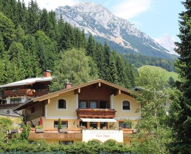 Photo for Holiday apartment Filzmoos for 4 - 5 persons with 2 bedrooms - Holiday apartment