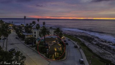 Photo for Stunning Historic Luxury Oceanfront House - Downtown La Jolla - La Jolla Cove