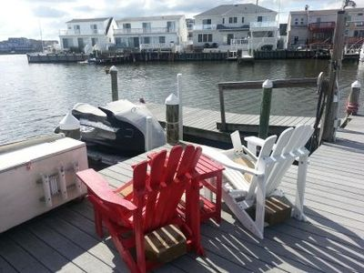 Photo for Easy, Family Vacation Delight with a Bay Breeze - Bring your boat & wave runner