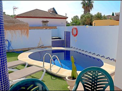 Photo for Holiday home with private pool and Wi-Fi