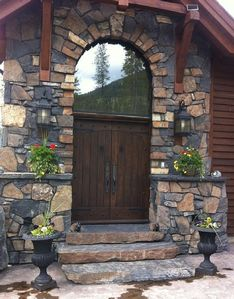 Photo for One Of A Kind Mountain View Property - Canmore