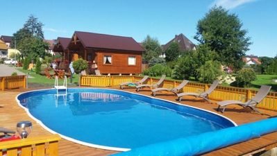 Photo for Holiday cottage Dabki k Koszalina for 4 - 6 people with 1 bedroom - Holiday home