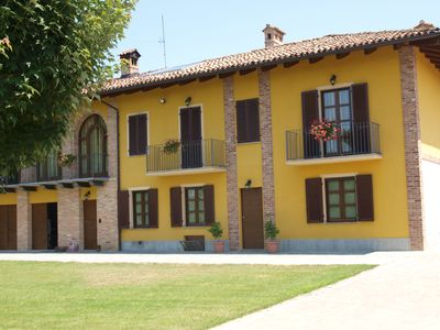 Photo for House in the heart of Langhe surrounded by greenery with 5 beds, wifi free
