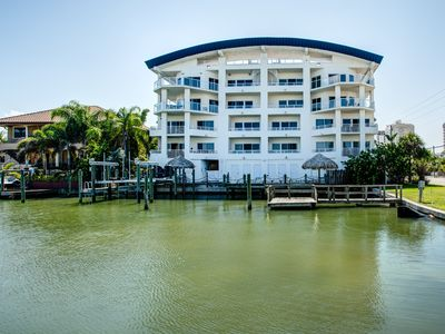 Photo for Sunwest Palms Luxury Quiet Bayside In The Middle Of The Best Clearwater Offers.