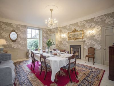 Photo for Quintessential English country-house apartment for 6
