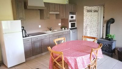 Photo for Comfortable 2 * cottage 60 m2 (6 people) between Nozeroy and Mouthe