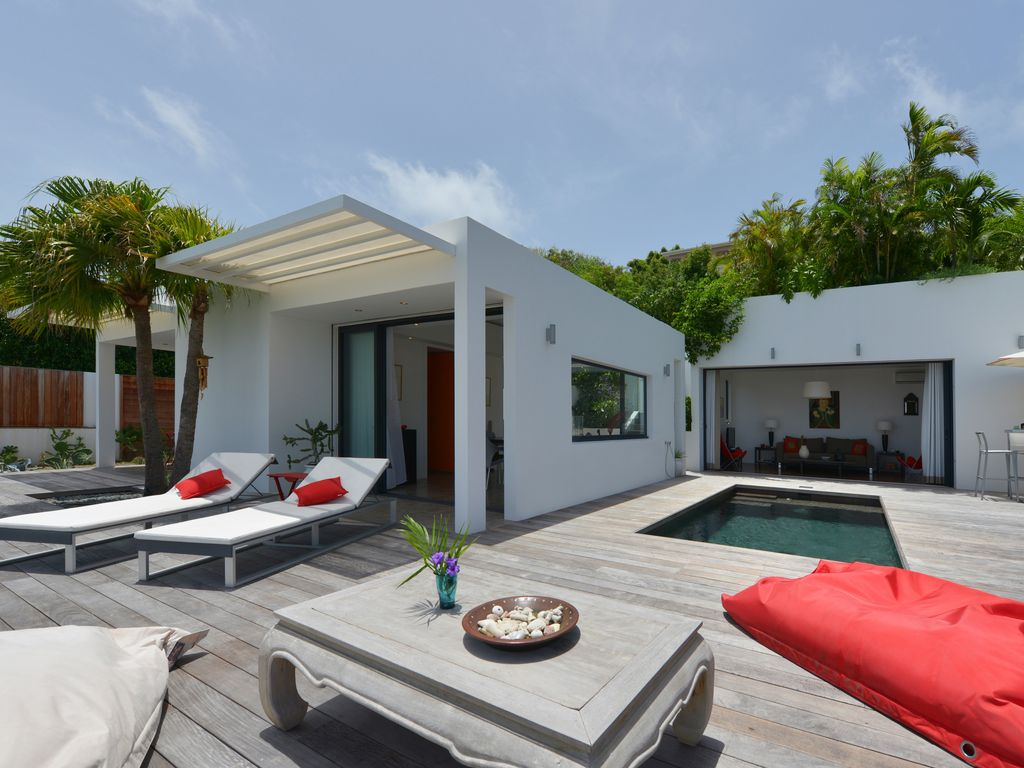 Villa Ti Agave: Moderne villa with an amazing view - 795831