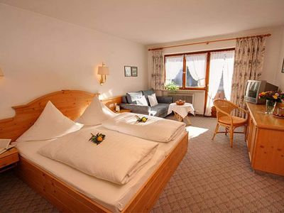 "Photo for Double room Deluxe DZ_DL_HH ""11"" - Hotel Garni Adler"