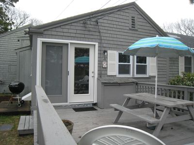 Photo for Sea side cottage in Hyannis, Ocean views, Beach, heated swimming pool
