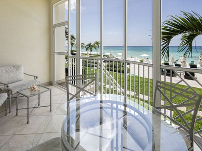Photo for 2 Bedroom 2 Bathroom Oceanfront Villa