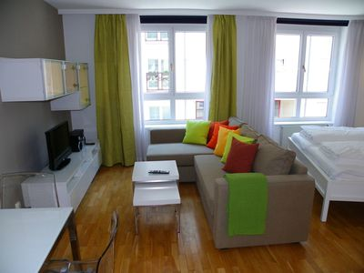 Photo for APARTMENT TIGERGASSE, large and cozy studio in the heart of the city WiFi