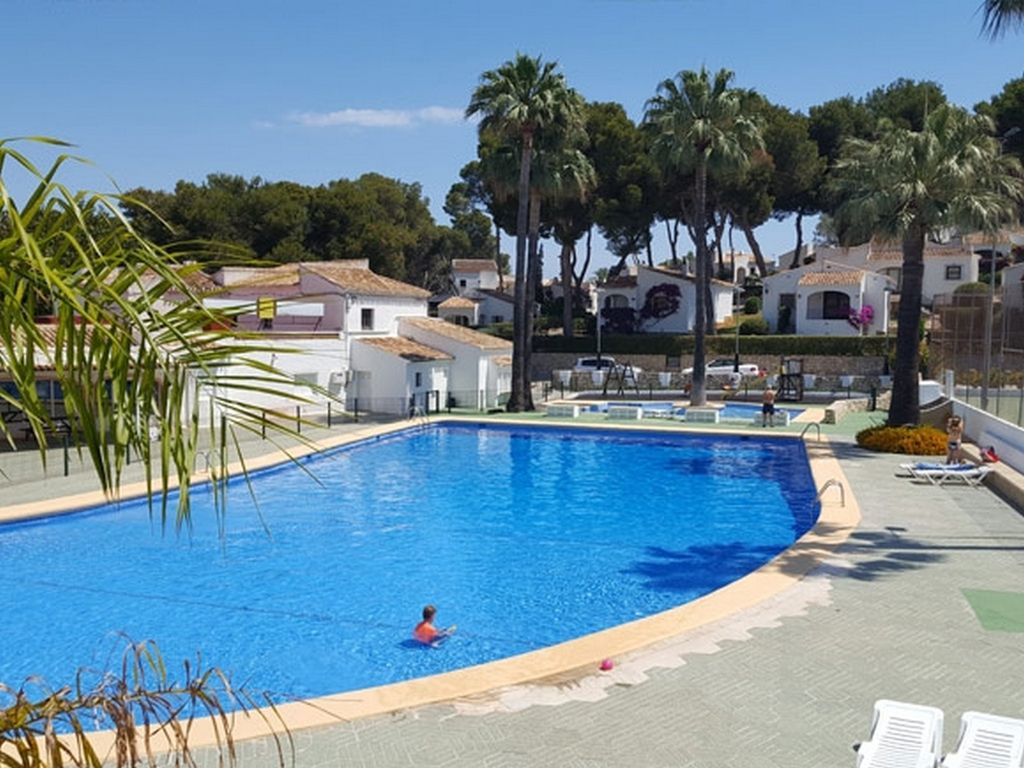 Toscamar Holiday Village With Large Swimming Pool Kiddie Pool And Tennis Courts Xabia Costa