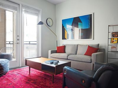 Photo for Captivating 2BR | Pool | Downtown by Lyric
