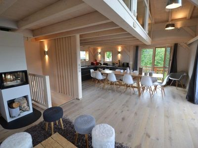 Photo for Chalet Notre-Dame-de-Bellecombe, 4 bedrooms, 10 persons