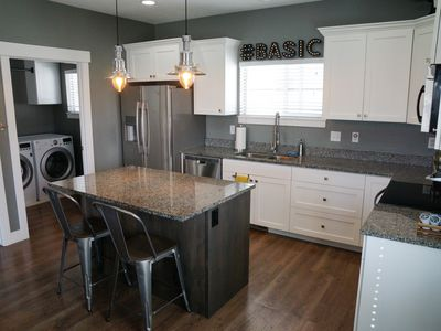 Photo for Spacious, Industrial Townhome Near SLC