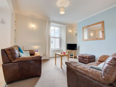 Photo for 2BR Apartment Vacation Rental in Saundersfoot