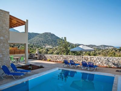 Photo for Vacation home Villa Ruby in Bali, Rethymnon - 6 persons, 3 bedrooms