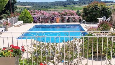 Photo for Villa Pampas. Villa St Pons de Mauchiens with swimming pool