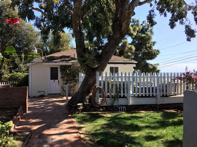 Photo for Quaint Oceanview Cottage w/ Spacious Private Outdoor Area - Summer Lease Only