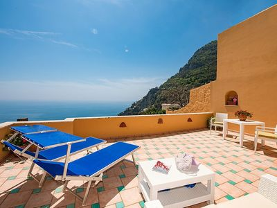 Photo for Villa Cielo A: An elegant and welcoming apartment which faces the sun and the sea, with Free WI-FI.