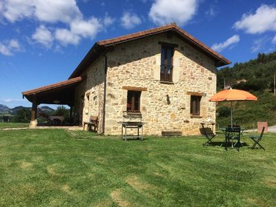 Photo for 3BR Cottage Vacation Rental in Entrambasaguas, Cantabria