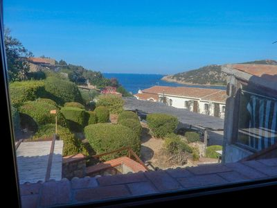 Photo for Apartment with Terrace, Sea View & Pool; Parking Available