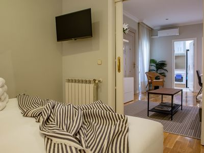 Photo for 1BR Apartment Vacation Rental in Madrid, Comunidad de Madrid