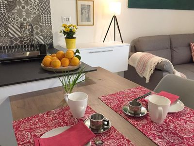 Photo for Holiday apartment Cagliari for 2 - 3 persons with 1 bedroom - Penthouse holiday apartment