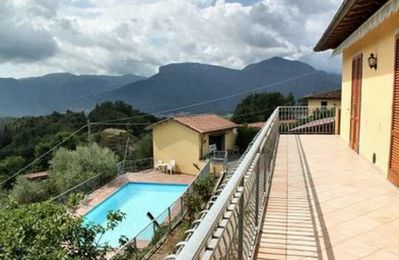 Photo for 3BR Villa Vacation Rental in Barga Lucca