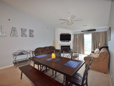 Photo for * Ledges 3 Bed/2 Bath* Lake View Condo*Sleeps8 - wifi