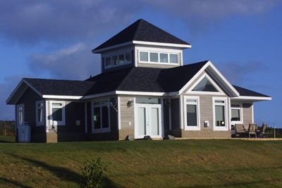 Photo for New 3BR Golf Course Home w/ Dock & Resort Amenities in Cape Breton.