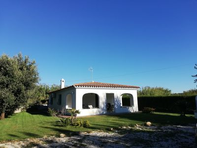 """Photo for Suggestive house on the lawn """"IUN P2035"""" 800 meters from the beach"""