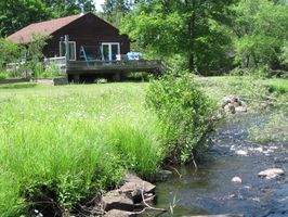 Photo for 2BR Cabin Vacation Rental in Deerton, Michigan