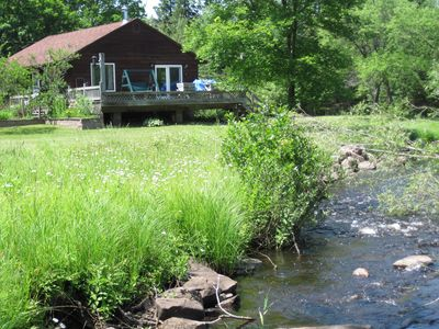 Photo for Cozy Welcoming Laughing Whitefish River Cabin Ready For Your Visit
