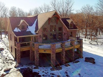 Photo for Brand New!  Cedar Spring Lodge...Absolutely Amazing Property!!!