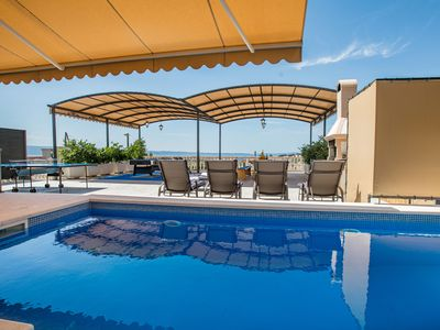 Photo for Apartment with private swimming pool and teracce