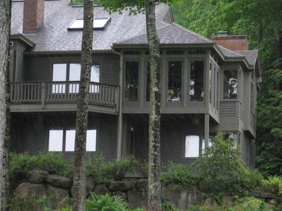 Photo for All Seasons Condo Overlooking Newfound Lake