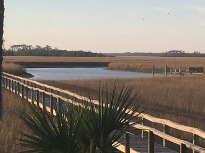 Photo for Spectacular, Unique Property with Private Dock on Seabrook Island!!! BL#20181504