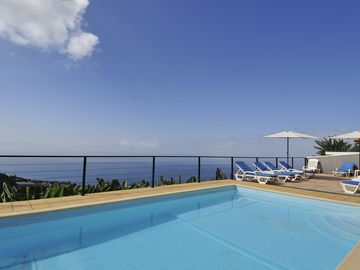 Casa Vista do Ledo Amazing sea views free wi fi Private Pool