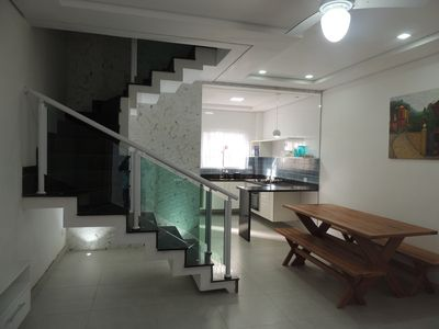 Photo for 2BR Townhome Vacation Rental in Maranduba, SP