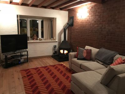 Photo for Quirky bungalow with character features