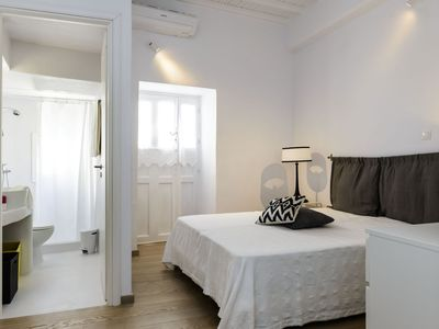 Photo for Chora Ritsi House, inside town of Mykonos 3 Bedrooms, 2 Bathrooms, Up to 6 Guests. Only 3 minutes on foot to find yourself in the alleys of Matoyiann
