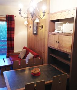 Photo for 7Apartment 4* - Pool - Sauna - Wifi - Fully equipped - At the ski slopes